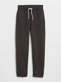 Pull-On Pants in Sweater Fleece