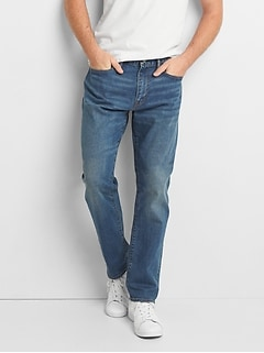 Athletic Jeans with GapFlex