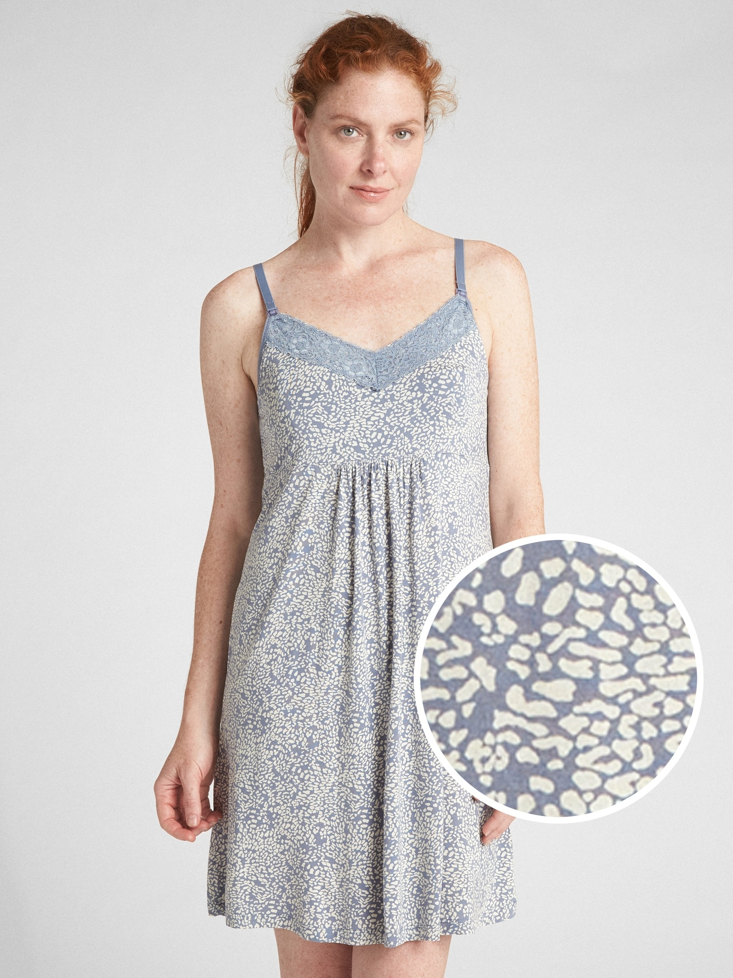 Maternity Nursing Nightgown | Gap