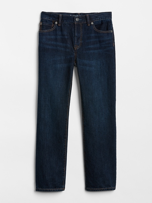 Gap Boys' Original Jeans in Dark Wash