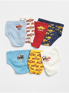 babyGap &#124 Disney Days-of-the-Week Briefs (7-Pack)