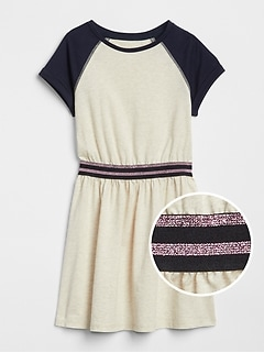 Raglan T-Shirt Dress