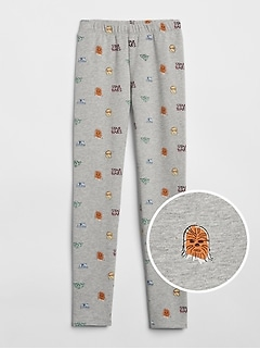 GapKids &#124 Star Wars&#153 Leggings in Soft Terry