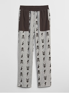 Stripe Utility PJ Pants