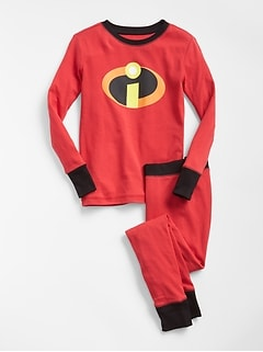 GapKids &#124 Disney Incredibles PJ Set