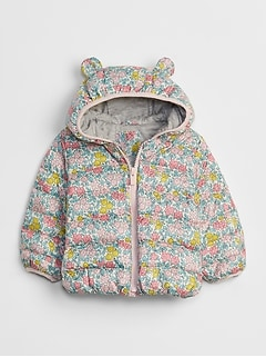 ColdControl Max Print Puffer Jacket