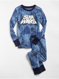 GapKids &#124 Star Wars&#153 Glow-in-the-Dark PJ Set