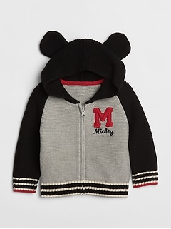 babyGap &#124 Disney Mickey Mouse Garter Sweater