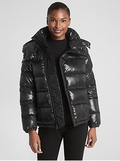 ColdControl High Shine Puffer Jacket