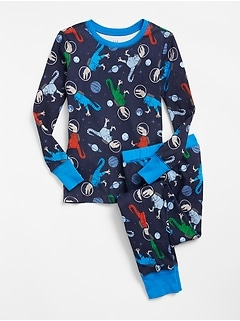 Space Dino PJ Set