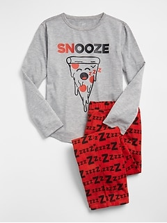 Pizza PJ Set