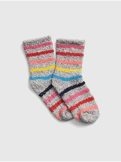 Cozy Graphic Socks