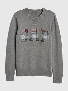 Logo Crewneck Sweater