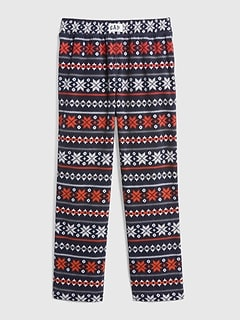 Fair Isle PJ Pants