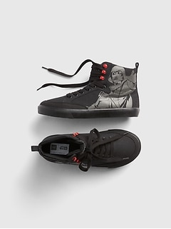 GapKids &#124 Star Wars&#153 Hi-Top Sneakers