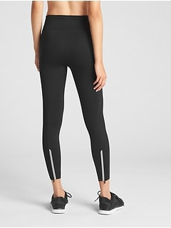 GFast 7/8 Reflective Ankle-Zip Leggings