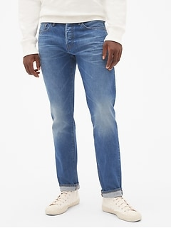Limited-Edition Cone Denim&#174 Selvedge Slim Jeans