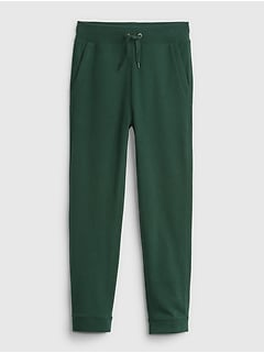 Pull-On Sherpa-Lined Pants