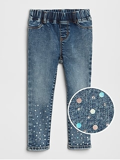 Superdenim Gem Jeggings with Fantastiflex