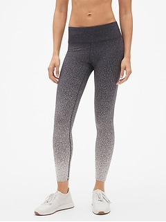 GFast Ombre Speckled 7/8 Leggings