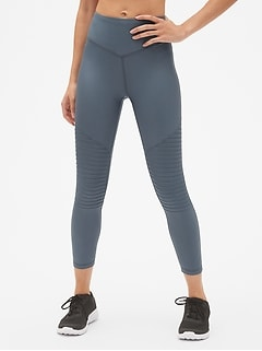 GFast High Rise Moto Shine 7/8 Leggings