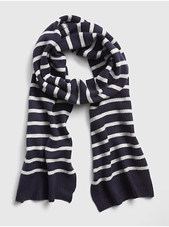 Cozy Stripe Scarf