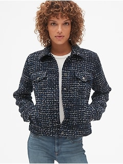 Icon Tweed Jacket