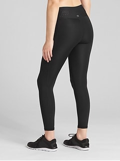 GFast High Rise Perforated Panel Leggings in Sculpt Revolution