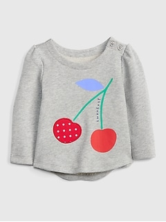Cherry Crewneck Sweatshirt