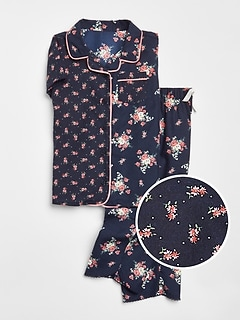 Big Dreams Floral PJ Set