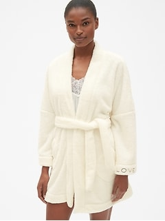 Cozy Sherpa Robe