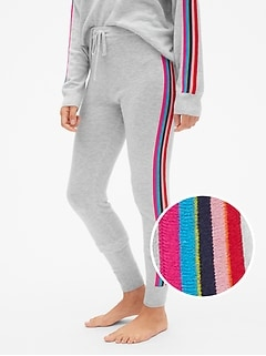 Side Stripe Sweater Leggings