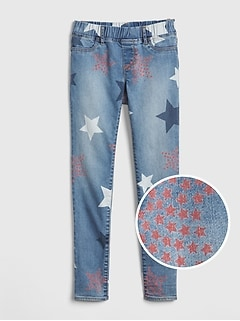 Superdenim Star Jeggings with Fantastiflex