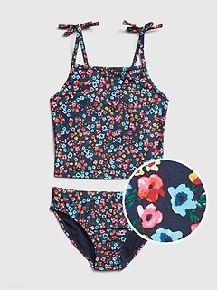 Floral Swim Two-Piece