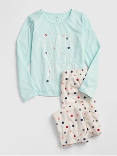 Dot PJ Set