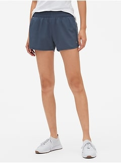 "GapFit 3"" Side Stripe Running Shorts"