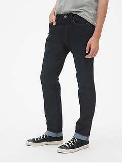 Thermolite&#174 Jeans in Straight Fit with GapFlex