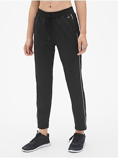 GapFit Side Stripe Drawstring Pants