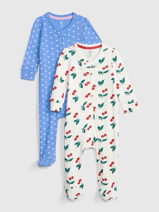 Baby Print One-Piece (2-Pack)