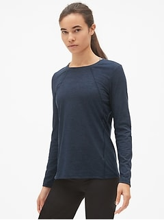 GapFit Maximum Heat Base Layer T-Shirt
