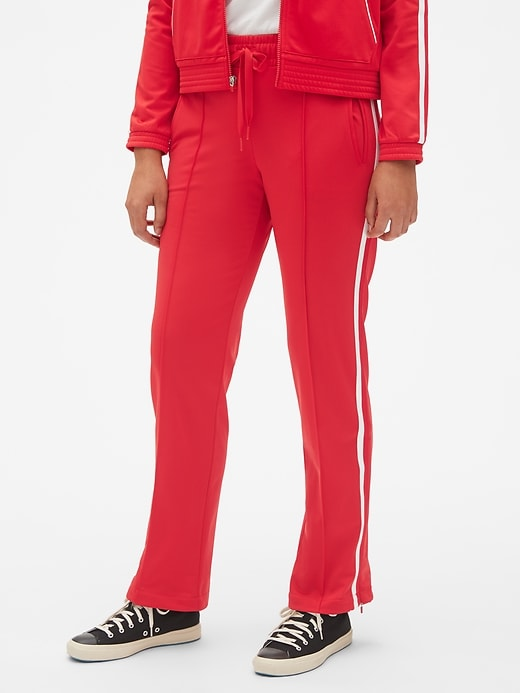 Gap Womens Gapfit Stripe Track Pants