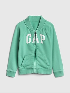 Toddler Gap Logo Bomber Sweatshirt