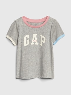 Colorblock Gap Logo T-Shirt