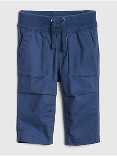 Baby Utility Pull-On Pants