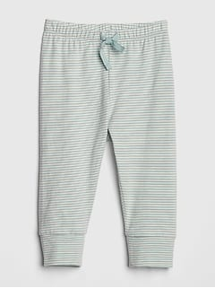 Organic Cotton Pull-On Pants