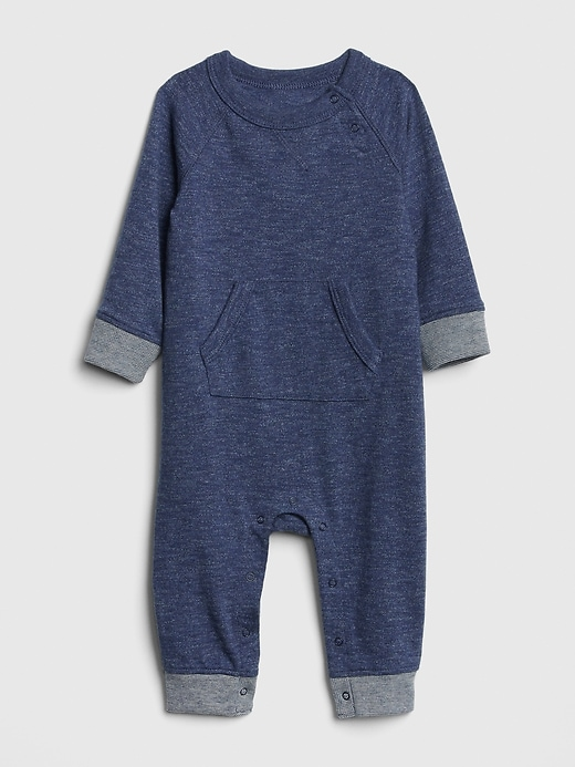 Baby Marled One-Piece