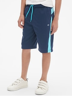 GapFit Kids Inset Shorts