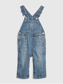 f9dc5e228f13 Organic Cotton Denim Overalls