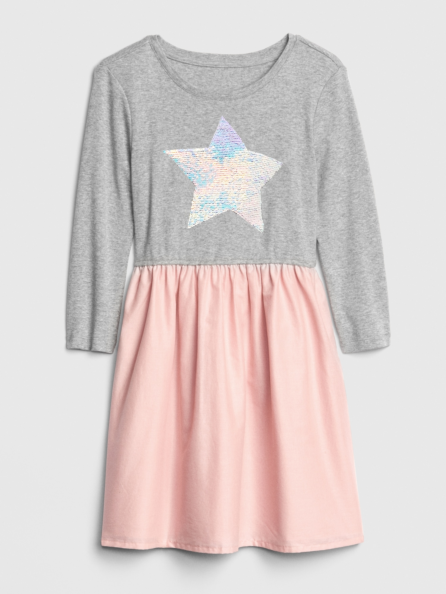 b06d63cb8 Kids Flippy Sequin Mix-Media Dress | Gap
