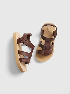 Toddler Strappy Sandals